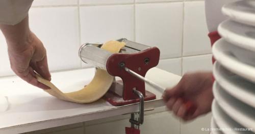 Pâte à ravioli, faite maison